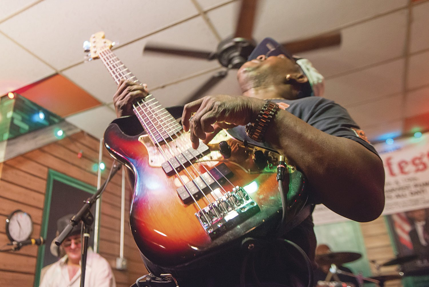 Chicago Blues all'inizio dell'itinerario: The Highway of Blues