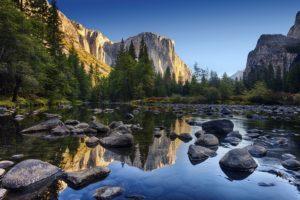 Parco Nazionale di Yosemite Il grande west americano