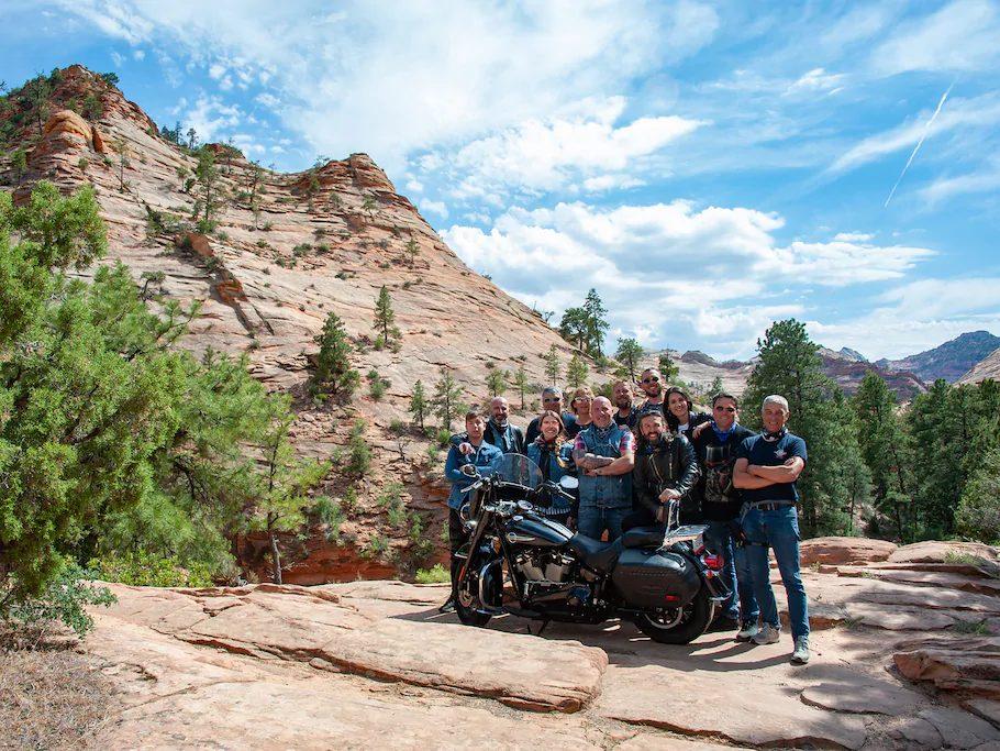 America in Moto, il tuo viaggio in moto in America